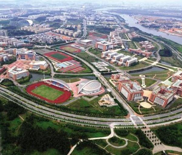 广州市大学城